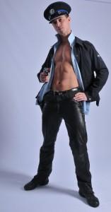 Mannelijke Politie stripper (2)