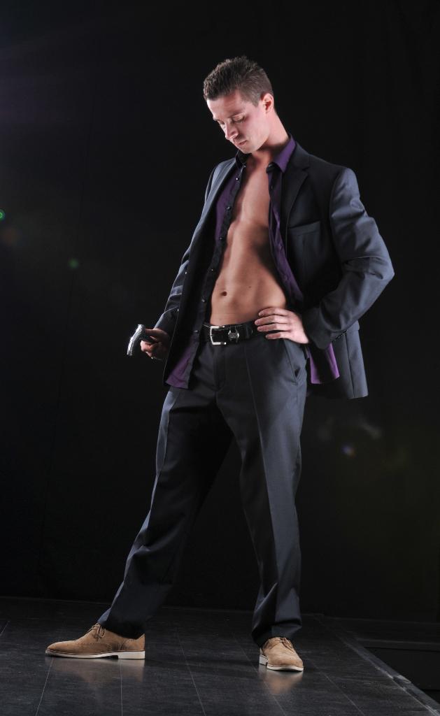 Mannelijke stripper Deventer