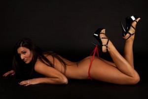 Vrouwelijke striptease Lisa inhuren (5)