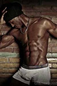 mannelijke stripper blackpearl